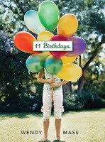 Great book review 11 Birthdays