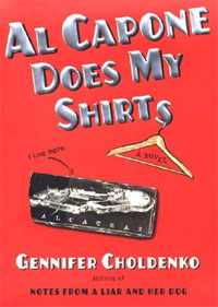 Book review of Al Capone Does My Shirts