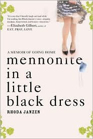 Book Review Mennonite in a Little Black Dress
