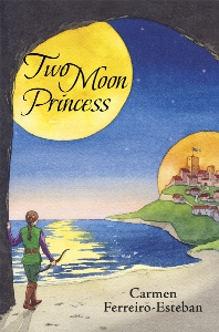 Book Review Two Moon Princess