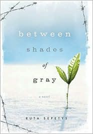 Between Shades of Gray Book Picture